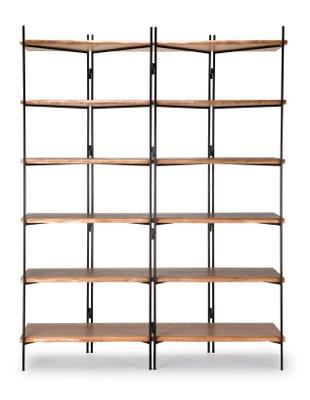 Libreria Metallo Legno.Libreria In Metallo E Legno Di Francomario 2018