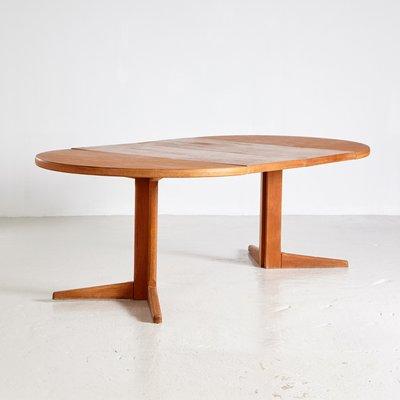 Salle En À Extensible TeckDanemark1960s De Manger Table Vintage Pk0w8nO