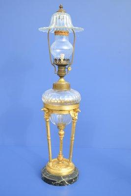 Lampada Ad Olio Antica Napoleone Iii In Vendita Su Pamono