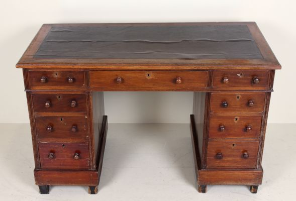 Antique Victorian Desk 1 - Antique Victorian Desk For Sale At Pamono
