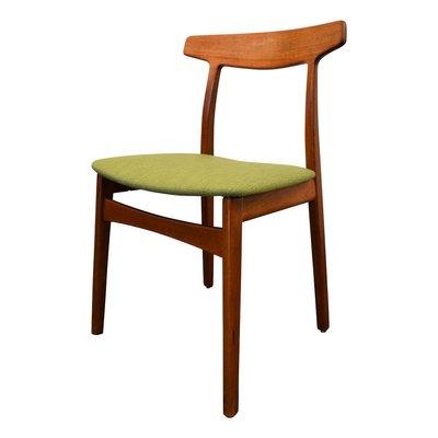 Chaises de Salle à Manger en Teck par Henning Kjaernulf pour Bruno ...