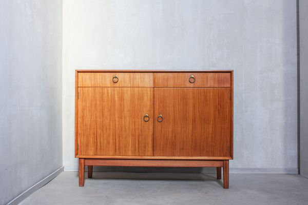 Small Teak Sideboard From Gordon Russell 1960s