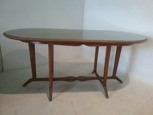 Vintage Dining Table 1950s For At, Antique Dining Room Furniture 1950