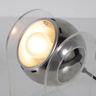 Gino Pour Insta De En Par Sensorette Sarfatti Lampe Bureau Vintage LR4q35Aj