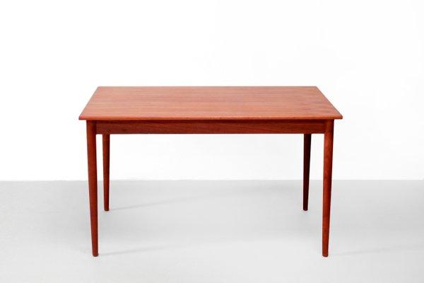 Vintage Danish Teak Dining Room Table