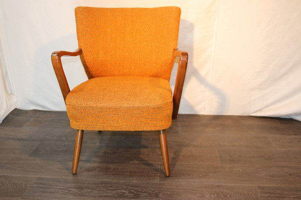 Sale For Wooden Danish At Vintage Lounge Chair1960s Pamono WE2DH9I