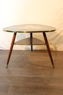 Table Basse Triangulaire En Formica 1960s