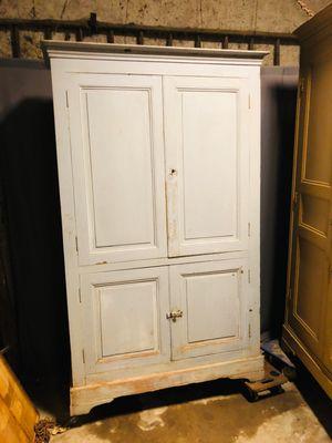 Mobile da cucina antico, Francia in vendita su Pamono