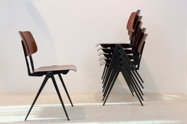 Fine Model S16 Industrial Dining Chair From Galvanitas 1960S Alphanode Cool Chair Designs And Ideas Alphanodeonline