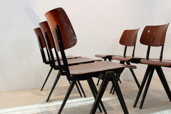 Brilliant Model S16 Industrial Dining Chair From Galvanitas 1960S Alphanode Cool Chair Designs And Ideas Alphanodeonline