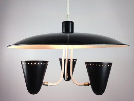 Lampade Da Soffitto Vintage : Lampada da soffitto vintage di h th j a busquet per hala anni