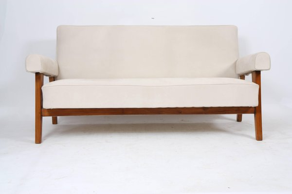 Lounge Sofa From Le Corbusier And