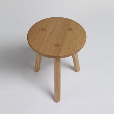 Terrific Natural Oak Side Table One By Another Country Ncnpc Chair Design For Home Ncnpcorg