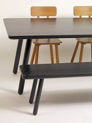 Tremendous Small Black Ash Bench One By Another Country Dailytribune Chair Design For Home Dailytribuneorg