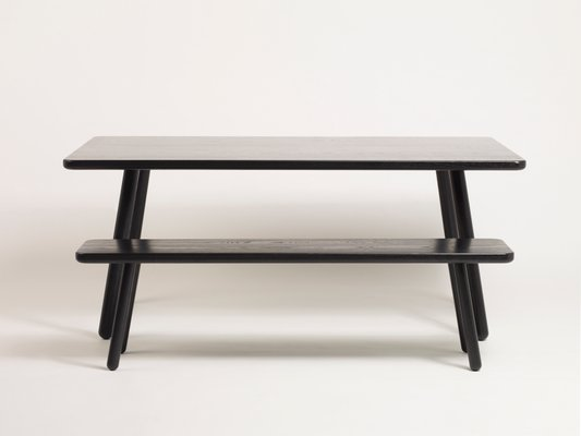 Admirable Small Black Ash Bench One By Another Country Dailytribune Chair Design For Home Dailytribuneorg