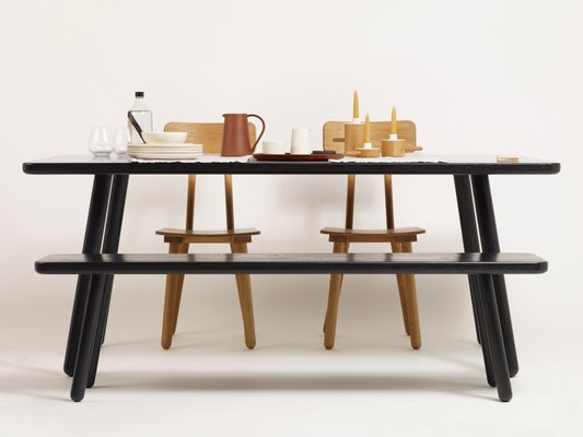 Outstanding Small Black Ash Bench One By Another Country Dailytribune Chair Design For Home Dailytribuneorg