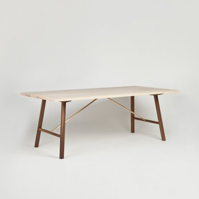 Superieur Small Ash U0026 Walnut Dining Table Two By Another Country