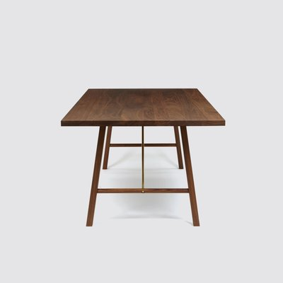 Superbe Small Walnut Dining Table Two By Another Country