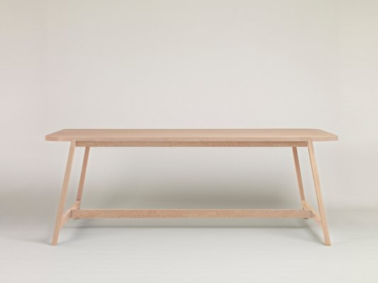 Sensational Large Beech Dining Table Three By Another Country Gamerscity Chair Design For Home Gamerscityorg