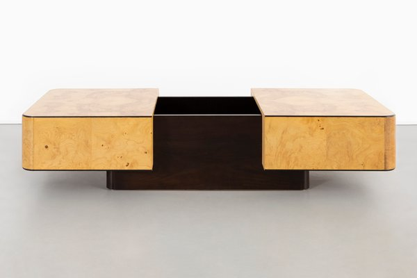 Terrific Burlwood Coffee Table By Henredon Furniture 1970S Inzonedesignstudio Interior Chair Design Inzonedesignstudiocom