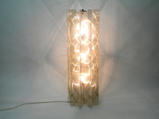 Lampada da terra a led in alluminio dry f rotaliana