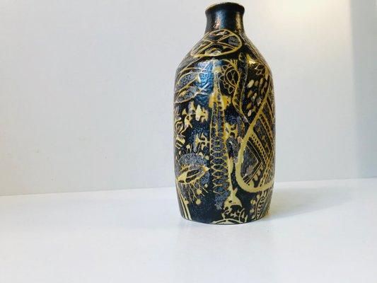 Ceramiche Di Copenaghen Prezzi.Vaso Mid Century In Ceramica Di Nils Thorsson Per Royal Copenhagen