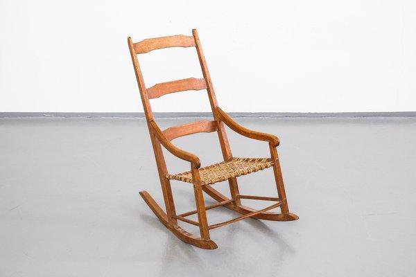 Enjoyable Small Antique Canadian Rocking Chair Spiritservingveterans Wood Chair Design Ideas Spiritservingveteransorg