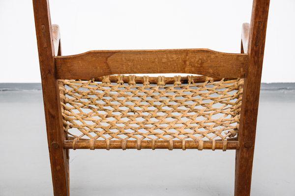 Admirable Small Antique Canadian Rocking Chair Spiritservingveterans Wood Chair Design Ideas Spiritservingveteransorg