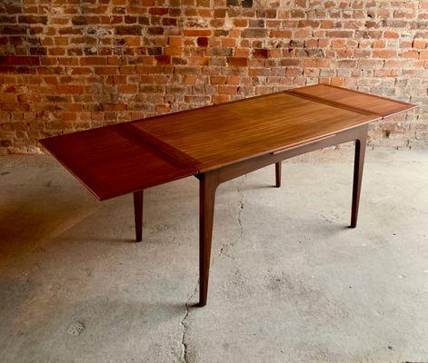 Tavolo da pranzo allungabile in teak di Niels Otto Moller per JL ...