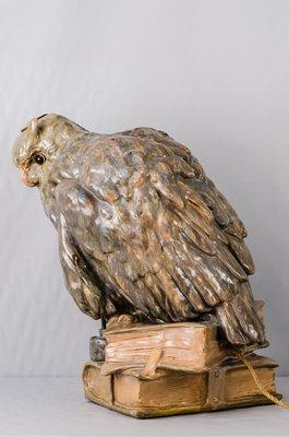 Hibou De En Céramique Friedrich Goldscheider1910s Lampe 4RjLq53A