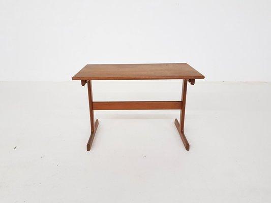 Danish Teak Side Table.Vintage Danish Teak Side Table From Vm Mobler