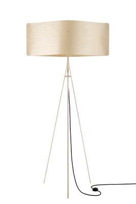 Large Wide Floor Lamp By Esa Vesmanen