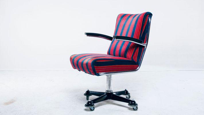 Prime Bauhaus Dark Blue Swivel Chair From Mauser Werke Waldeck 1950S Unemploymentrelief Wooden Chair Designs For Living Room Unemploymentrelieforg
