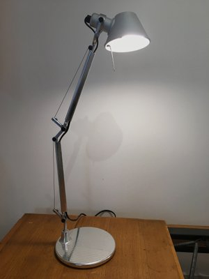 Tolomeo Table lamp by Michele de Lucchi et Giancarlo Fassina for Artemide, 2000s
