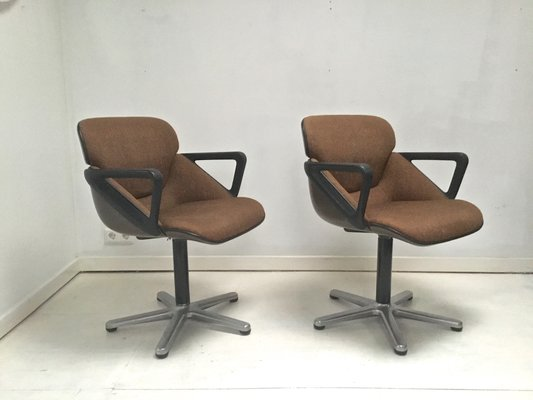 sports shoes f9528 2046e Model 190 Office Chair by Hans Roericht for Wilkhahn, 1979, Set of 2