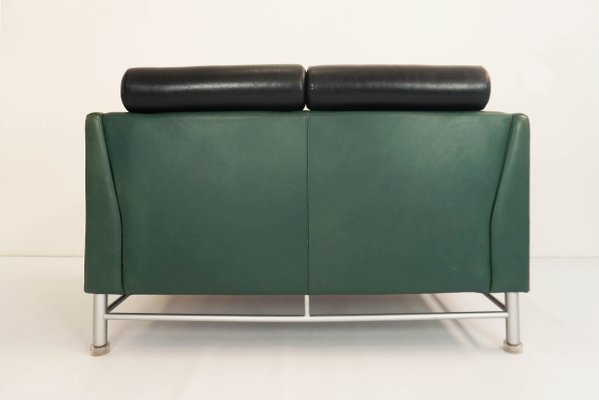 Vintage Eastside Two Seater Sofa By Ettore Sotts For Knoll