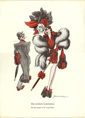 Vintage Swiss Satire Poster 1940s For Sale At Pamono