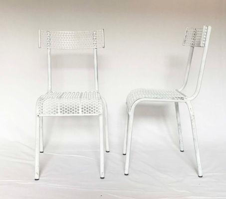 Set Di Sedie Da Giardino.Sedie Da Giardino Vintage Francia Anni 40 Set Di 2 In Vendita Su