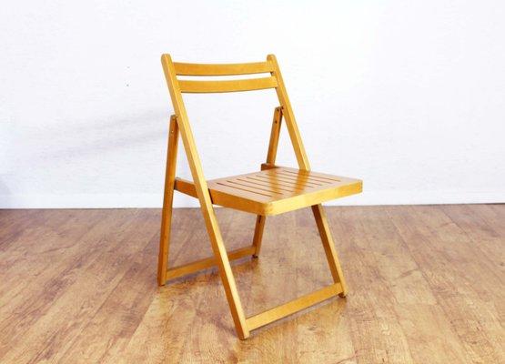 Chaise Pliante Vintage 1