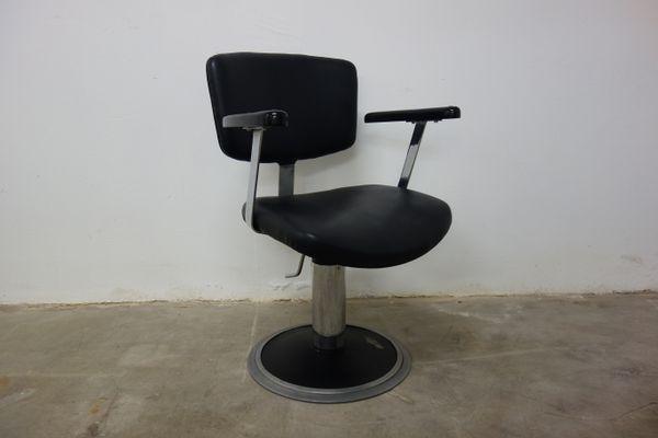 Poltrone Vintage Barbiere.Sedia Da Barbiere Vintage Germania Anni 60