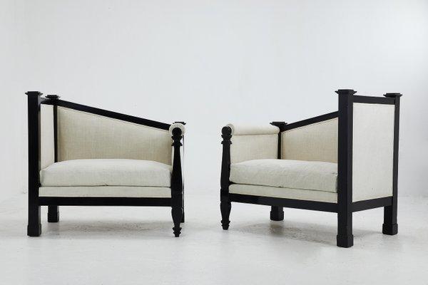 19th Century Sofas, Set Of 2