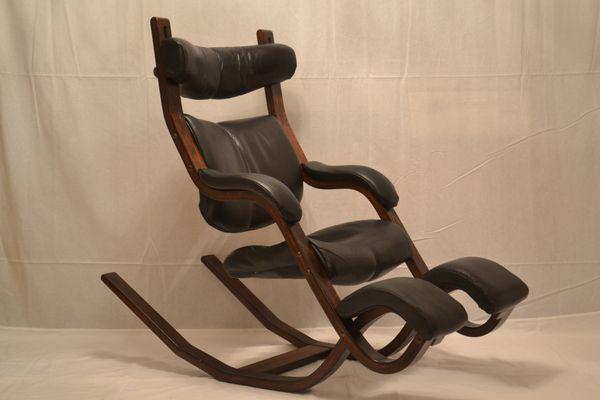 Gravity Chair Von Peter Opsvik Fur Stokke 1980er Bei Pamono Kaufen