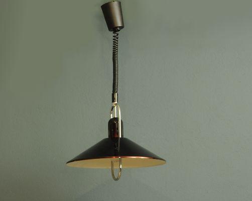 Lampade A Sospensione Vintage : Lampada a sospensione vintage di belid in vendita su pamono