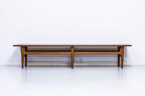 Banc Ou Table Vintage Par Eric Johansson Pour Abrahamssons Möbler