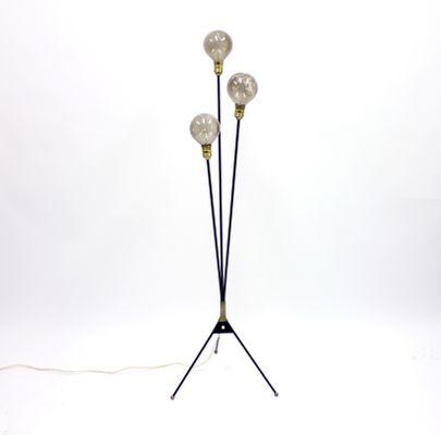 lucesaños de vintage de Lámpara tres sueca 50 pie 4j5RL3A