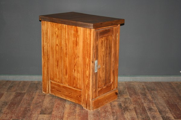 Small Antique Office Cabinet For Sale At Pamono