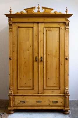 Antique Wardrobe 1890s For At Pamono
