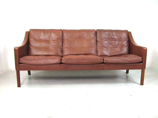 Vintage Danish Model 2209 Sofa By Børge