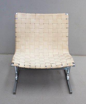 Tremendous Vintage Plr1 Armchair By Ross Littell For Icf De Padova Creativecarmelina Interior Chair Design Creativecarmelinacom