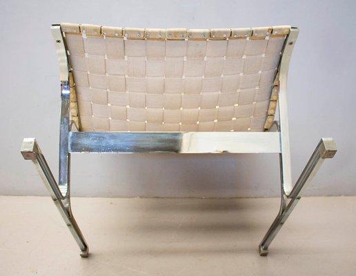 Awesome Vintage Plr1 Armchair By Ross Littell For Icf De Padova Creativecarmelina Interior Chair Design Creativecarmelinacom